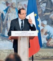 François Hollande confronté  à son premier couac d'ampleur