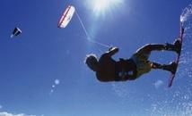 Coup d'envoi du Kiteboarding World Cup