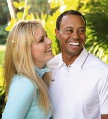 Tiger Woods et Lindsay Vonn ont enfin officialisé leur liaison