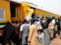 Au Nigeria, un train relie à nouveau le Nord et le Sud