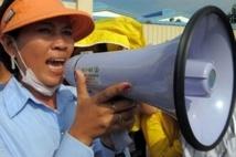 Le réveil en colère des ouvrières de textile cambodgiennes
