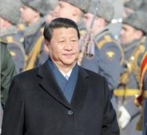Premier déplacement en Russie du président chinois Xi Jinping