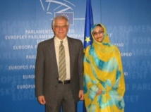 Aminatou Haidar se fait  l'égérie du terrorisme