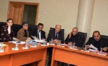 Le B.P se réunit avec  la Chabiba et les secrétaires des commissions du secteur estudiantin