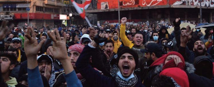 Au Liban, plus de 220 blessés dans de nouveaux heurts entre manifestants et policiers