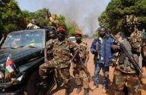 Bangui sous contrôle du Séléka