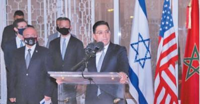Une délégation marocaine de haut niveau se rendra prochainement en Israël