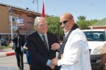 Elus et acteurs locaux appellent  à une solution de la question du Sahara