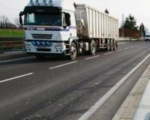 Les camionneurs qui boivent du café ont moins d'accidents