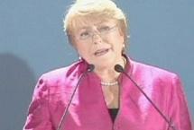Michelle Bachelet brigue un nouveau mandat à la tête du Chili