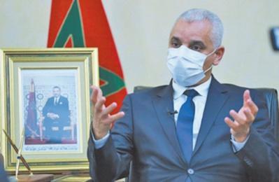 Khaled Ait Taleb: La campagne vaccinale permettra de réaliser l' efficience du point de vue de l'immunisation collective