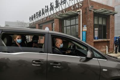 L'OMS à l'Institut de virologie de Wuhan
