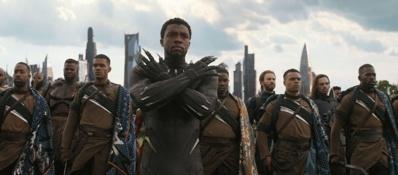 """Une série dérivée de """"Black Panther"""" en développement pour Disney+"""