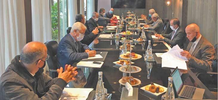 Le GERM et l'Université Mohammed V se préparent pour le lancement des activités de la Chaire-Méditerranée