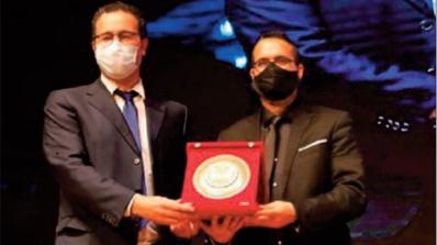 Remise à Rabat du Prix du Maroc du livre pour l' année 2020