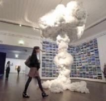 """L'exposition """"Nuages"""" mélange les genres"""
