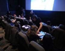 Cinéma-dînatoire à New York: exit le popcorn, place au foie gras