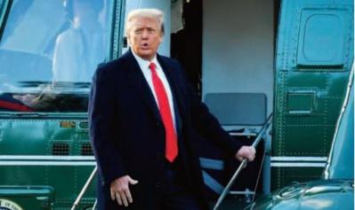 Après le procès au Sénat, Donald Trump bientôt inculpé ?