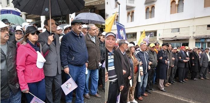 Vif succès de la Marche de la FDT et de la CDT