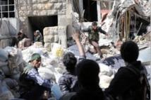 Un massacre à Tall Kalakh en Syrie fait une dizaine de morts