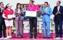 Consécration de Marcel Siem et Ariya Jutanugarn