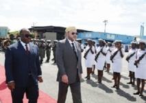 Le président Bongo réitère son appui à la marocanité du Sahara