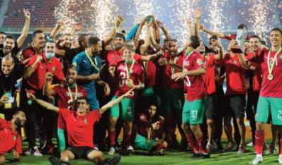 Sacre continental pour le championnat national