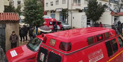 Infiltration d'eaux de pluies à Tanger: 24 morts dans une unité clandestine de textile
