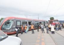 Un nouvel accident du Tramway de Casablanca