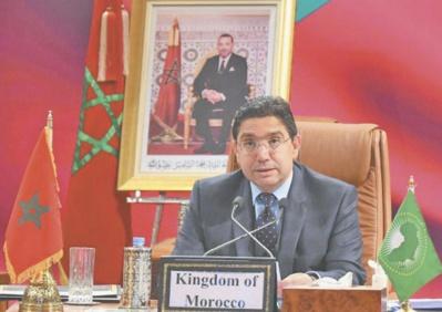 Nasser Bourita : LaTroïka de l'UA est un mécanisme d'accompagnement et de soutien aux efforts exclusifs de l'ONU
