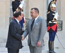François Hollande, avec le Maroc,  la France a une relation de confiance
