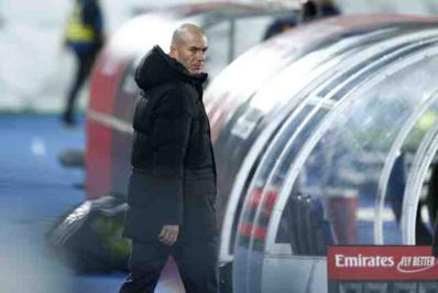 Zidane se sent soutenu au Real mais laisse planer L le doute sur son futur