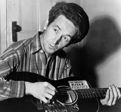 Woody Guthrie: La voix de l'espérance