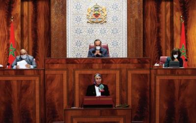 La Chambre des représentants adopte cinq accords internationaux