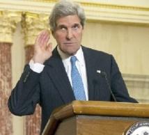 Tournée du secrétaire d'Etat  américain au Proche-Orient en  vue de relancer le processus de paix