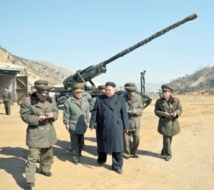 Une montée de tension dans la péninsule coréenne de plus en plus inquiétante