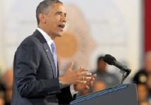 Nouveau plaidoyer d'Obama contre les armes à feu