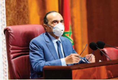 Habib El Malki présente le bilan de la session du printemps de la Chambre des représentants
