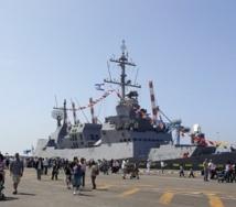 Interception d'un navire à la cargaison suspecte par la marine égyptienne