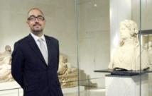 Jean-Luc Martinez, nouveau président du Louvre