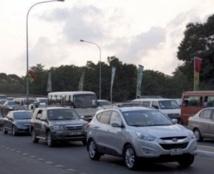 En Afrique de l'Ouest, éviter les embouteillages grâce aux réseaux sociaux
