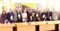 Investiture de la directrice de l'Académie régionale de l'éducation et de la formation à Casablanca