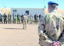 Le personnel marocain de la Minurso suspend provisoirement son mouvement de grève