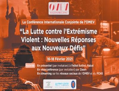 Conférence internationale annuelle sur la lutte contre l'extrémisme violent