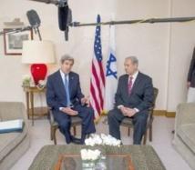 Tournée de John Kerry au Proche-Orient