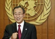 Ban Ki-moon reconnaît l'urgence d'une solution au conflit du Sahara
