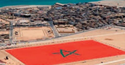 Le Sahara marocain n 'est pas une affaire espagnole