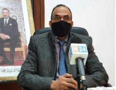 Mustapha El Hachimi, directeur provincial de l'éducation nationale à Errachidia