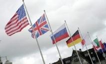 La réunion des ministres des Affaires étrangères de pays du G8 s'est ouverte hier à Londres