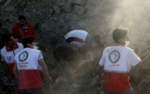 Fin des opérations de sauvetage après le séisme qui a fait une quarantaine de morts